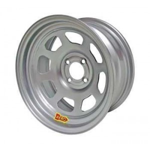 AERO 55 SERIES 4-LUG ROLL FORMED WHEELS
