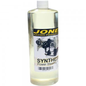 JONES RACING PRODUCTS SYNTHETIC POWER STEERING FLUID