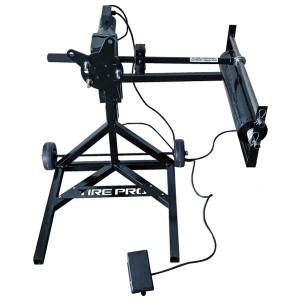 TIRE PRO VARIABLE SPEED TIRE PREP STAND