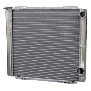AFCO CHEVY DOUBLE PASS ALUMINUM RADIATOR