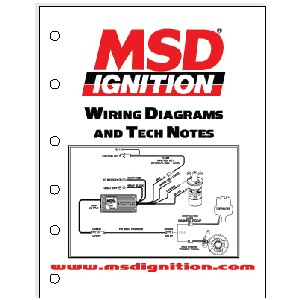 MSD WIRING DIAGRAMS AND TECH NOTEBOOK