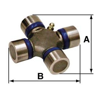 FAST SHAFTS SIMS METRIC UNIVERSAL JOINT