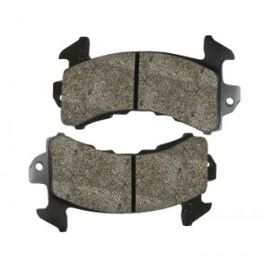 AFCO METRIC GM BRAKE PADS