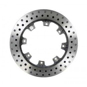 AFCO PILLAR VANE DRILLED ROTOR
