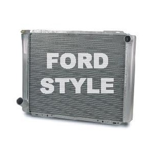 AFCO FORD SINGLE PASS ALUMINUM RADIATOR