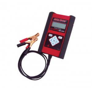 AUTO METER HAND HELD BATTERY TESTER