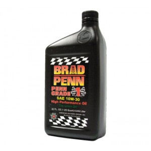 BRAD PENN HIGH PERFORMANCE MOTOR OIL