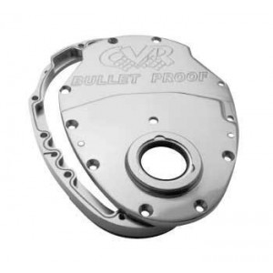 CVR BILLET TIMING CHAIN COVER