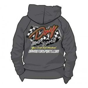 DAY MOTOR SPORTS YOUTH HOODIE