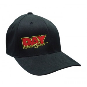 DAY MOTOR SPORTS FLEX FIT HAT