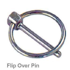 "1/4"" FLIP-OVER PIN"