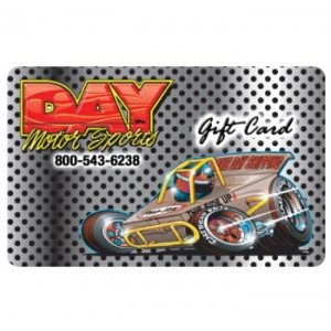 DAY MOTOR SPORTS GIFT CARD