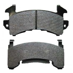 HAWK GM METRIC BRAKE PAD SET