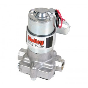 HOLLEY BLK ELECTRIC FUEL PUMP