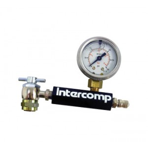 INTERCOMP ANALOG SHOCK PRESSURE GAUGE
