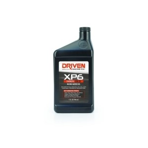 DRIVEN XP6 SYNTHETIC RACING OIL