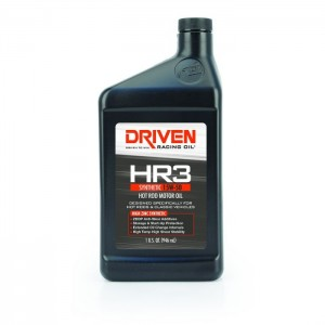 DRIVEN HR3 SYNTHETIC HOT ROD OIL