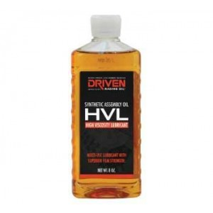 DRIVEN HIGH VISCOSITY LUBRICANT