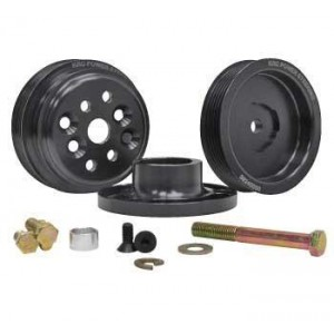 KRC PRO SERIES SERPENTINE PULLY KIT