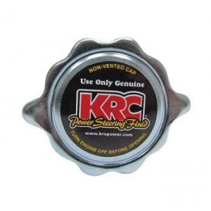 KRC ALUMINUM POWER STEERING TANK CAP
