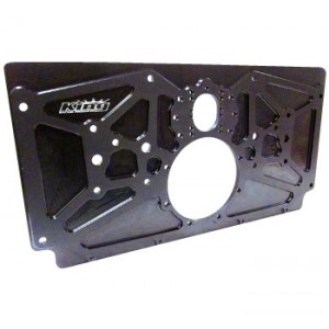 KING BILLET ALUMINUM REAR MOTORPLATE