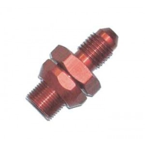 LONGACRE ALUMINUM BULKHEAD BRAKE FITTING