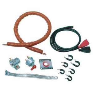 LONGACRE DELUXE BATTERY CABLE KIT