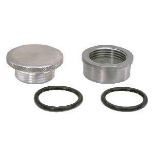 MOROSO STEEL FILLER CAP KIT