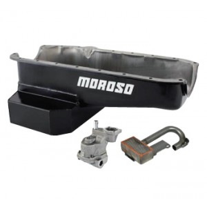 MOROSO 7QT CIRCLE TRACK OIL PAN KIT