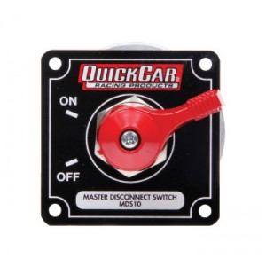 QUICKCAR BATTERY DISCONNECT PANEL