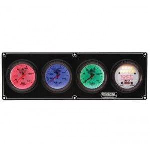 QUICKCAR EXTREME GAUGE PANEL WITH TACH