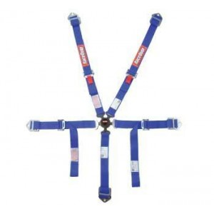 RACEQUIP YOUTH 5-POINT CAMLOCK HARNESS