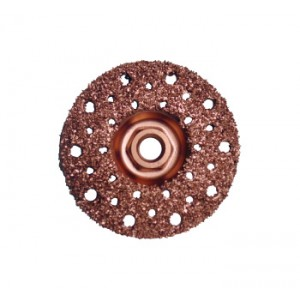 "PRO-TEK 4"" TIRE GRINDING DISK WITH NUT"