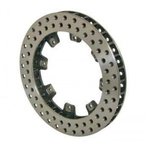 WILWOOD 32 VANE DRILLED ROTOR