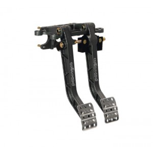 WILWOOD FORGED BRAKE AND CLUTCH PEDAL
