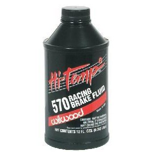 WILWOOD HIGH-TEMP BRAKE FLUID