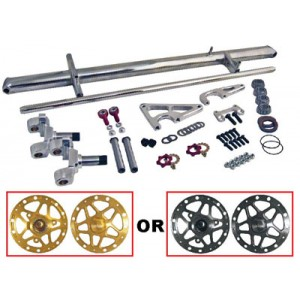 WINTERS FRONT AXLE KIT