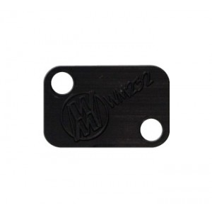 WEHRS EGR BLOCKOFF PLATE FOR GM INTAKE